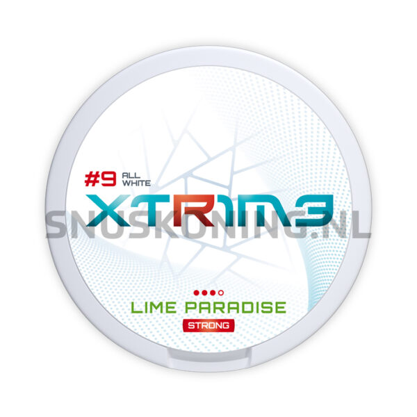 Extrime lime paradise